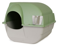 Roll Away self cleaning cat litter box regular