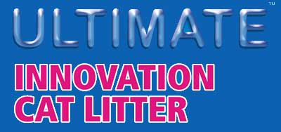 ultimate innovation cat litter logo